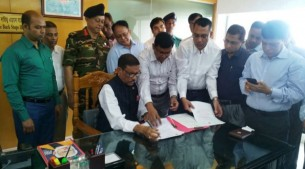 Obaidul Quader declares playing 2nd innings