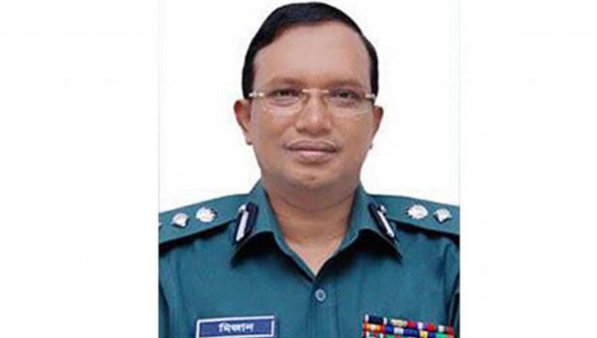 Deputy Inspector General (DIG) Mizanur Rahman